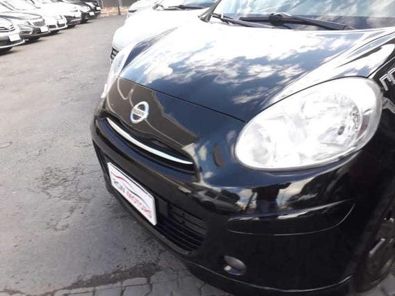 Nissan March Sr 1.6 16v Flex Fuel 5p 2013 - Único Dono