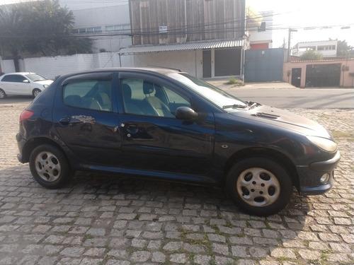Peugeot 206 2004 1.6 16v Techno 5p
