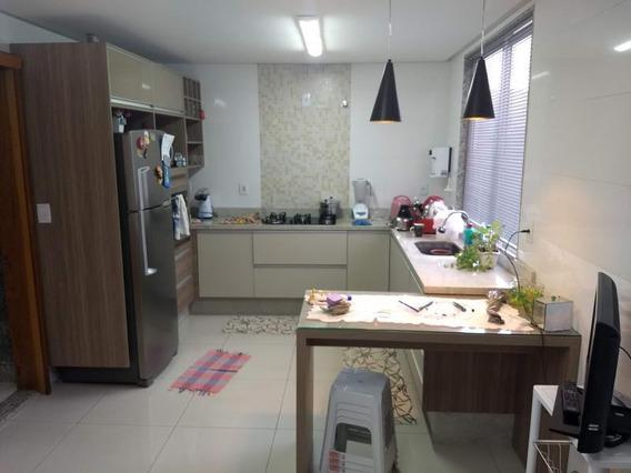 Casa Para Venda Em Volta Redonda, Retiro, 3 Dormitórios, 1 Suíte, 3 Banheiros, 1 Vaga - 177