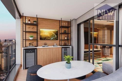 Apartamento Com 2 Dormitórios À Venda, 81 M² Por R$ 1.239.460,00 - Vila Mariana - São Paulo/sp - Ap2298