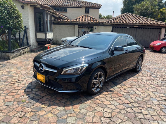 Mercedes Benz Negro Cla 180