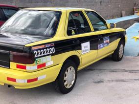 Taxi Nissan Sentra 2009 Con Puesto