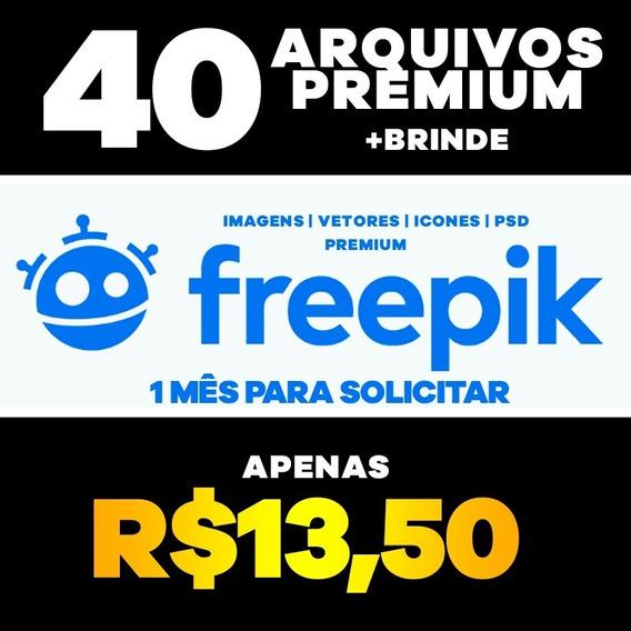 40 Freepik Premium (imagens, Fotos, Vetores, Icones E Psd)