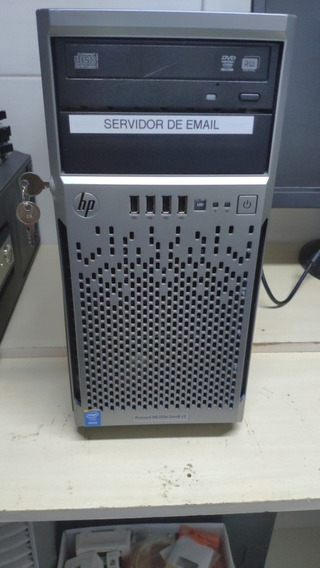Servidor Hp Proliant -ml310e 16gb 4tb
