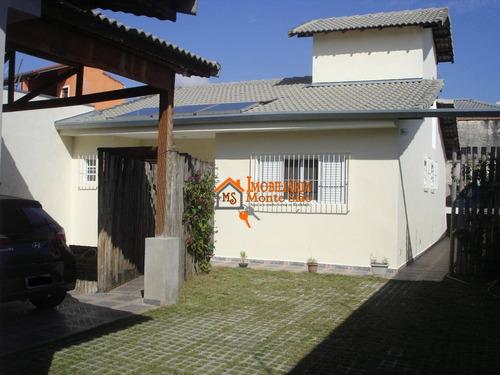 Casa Com 2 Dormitórios À Venda, 174 M² Por R$ 750.000,00 - Jardim Vila Galvão - Guarulhos/sp - Ca0347