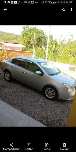 Imagem 1 de 5 de Nissan Sentra 2008 2.0 Aut. 4p