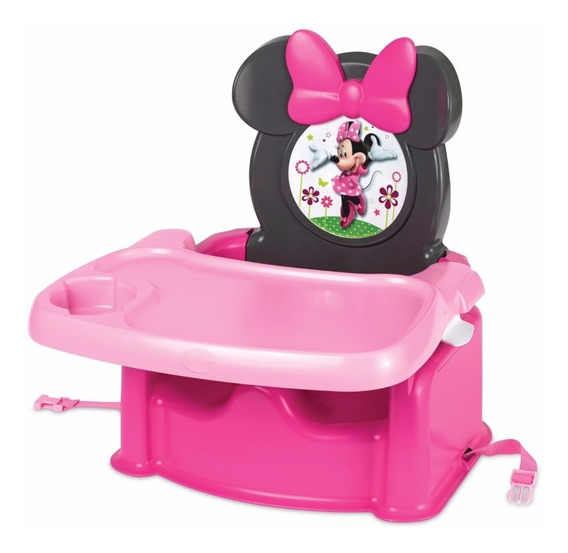 Silla Para Comer Minnie Mouse Boster Convertible - Disney