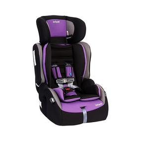 Silla Auto Butaca Infanti Grand Prix Journey Purple