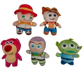 Peluche Toy Story Varios - 17cm Aprox - 5 Modelos