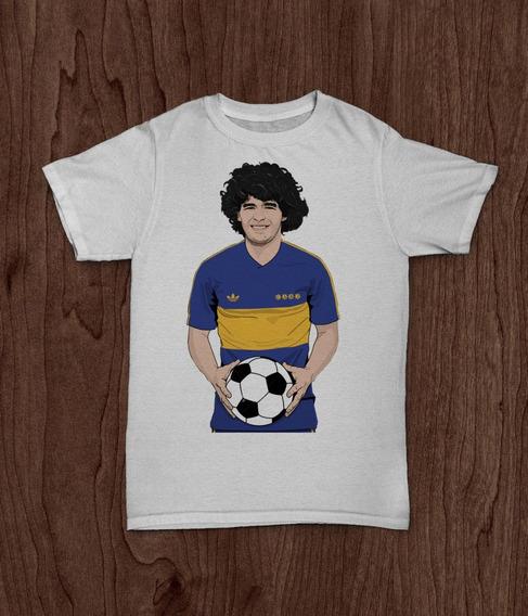 Remera Diego Maradona