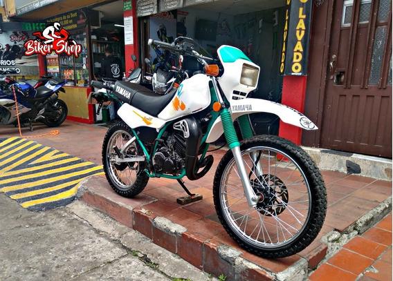 Yamaha Dt 125 Modelo 1995 Exelente Estado Biker Shop
