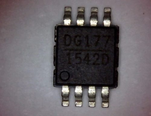 1542d Mp1542dk-lf-z Msop-8 Original Frete R$12,00