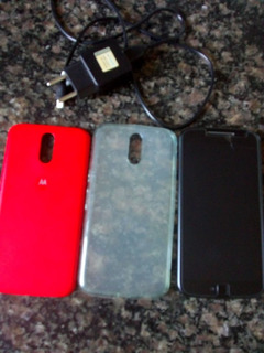 Celular Motog4 Plus