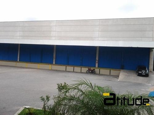 Imagem 1 de 15 de Galpão De 7.200 M² Industrial E Logístico, Jardim Alvorada - Jandira - 841
