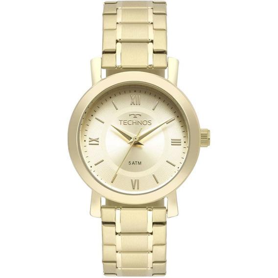 Relógio Technos Feminino Elegance 2035mms/4x