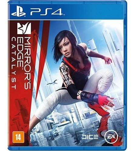 Ps4 Mirrors Edge Catalyst Novo Lacrado