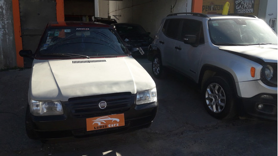 Vendo Fiat Uno Fire Año:2006 Con Gnc