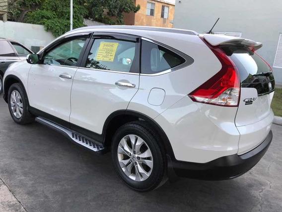 Honda Cr-v Semi-full