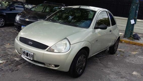 Ford Ka 1.0 Base Año 2007 - Acepto Permuta