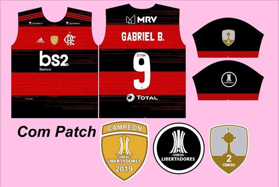 Arte Camisa Flamengo 2020