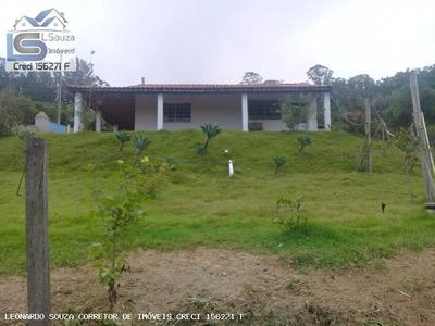 Chácara Para Venda Em Bragança Paulista, Curitibanos, 2 Dormitórios, 1 Banheiro, 2 Vagas - 828