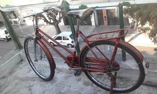 Antigua Bicicleta Tipo Inglesa