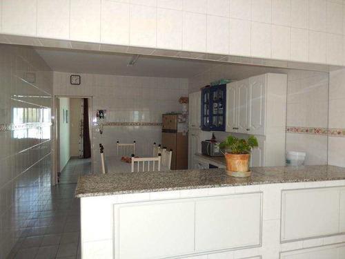 Imagem 1 de 16 de Casa Jundiaí   Ampla 250 M² 3 Dorms 3 Vagas De Garagem - V2961