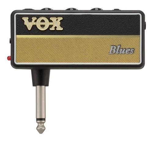 Interfaz Para Guitarra Electrica Vox Amplug 2 Blues Ap2 - Bl