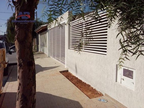 Casa A Venda No Bairro Centro Em Itupeva - Sp. - Cs125-1