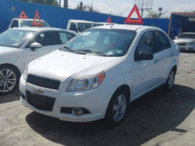 Chevrolet Aveo 2011 4p L4/1.6 Aut