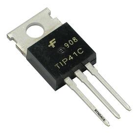 20 Peças * Transistor Tip31 Tip32 Tip41 Tip42 Tip122 Tip127