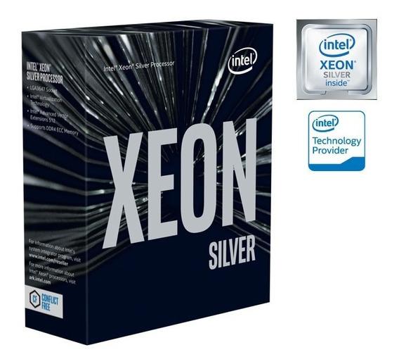 Processador Lga 3647 Intel Bx806734110 Xeon 4110 Silver Octa
