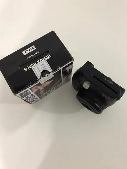 Câmera Fujifilm Instax Mini 8 Preta
