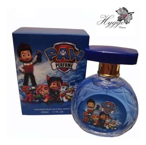 Imagen 1 de 1 de Perfume Paw Patrol Fragancias Niño