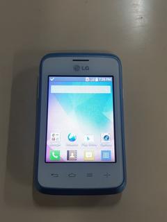 Celular Lg L20 D100f Desbl. Android 1 Chip Sem Acessórios