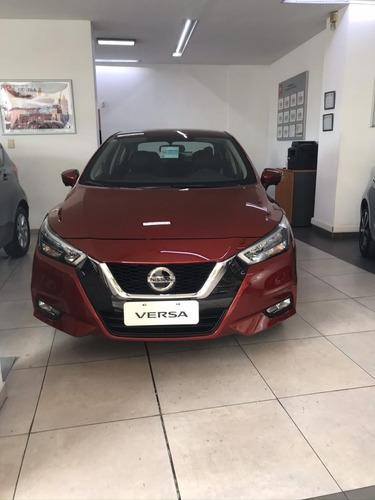Nuevo Nissan Versa Exclusive Cvt My21 (to)