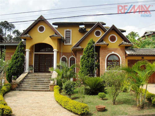 Casa Residencial À Venda, Condomínio Marambaia, Vinhedo - Ca2640. - Ca2640