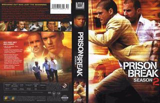 Prison Break (dublado) - 2ª Temporada Completa - Ep. 01 A 24