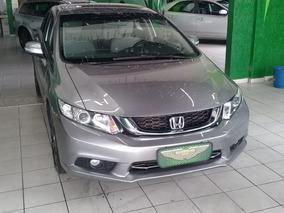 Honda Civic Lxr 2.0 Automático Top De Linha Venha Conferir !