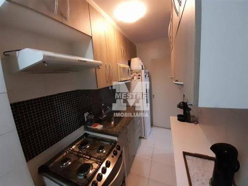 Apartamento Com 2 Dormitórios À Venda, 52 M² Por R$ 318.000,02 - Jardim Flor Da Montanha - Guarulhos/sp - Ap2940