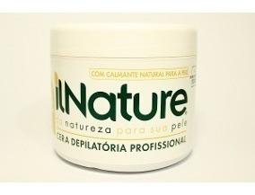 Cera Depilatória Profissional, C/ Anestésico Natural.