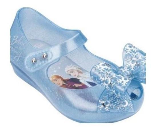 Zapato Mini Melissa + Frozen