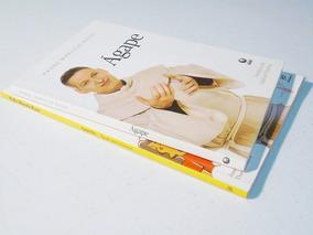 Livro Kit Agape + Agapinho Agape Para Crianças