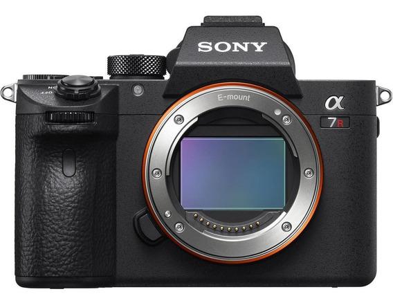 Câmera Sony Alpha A7r Iii Mirrorless+lente 24-70mm F/2.8 Gm