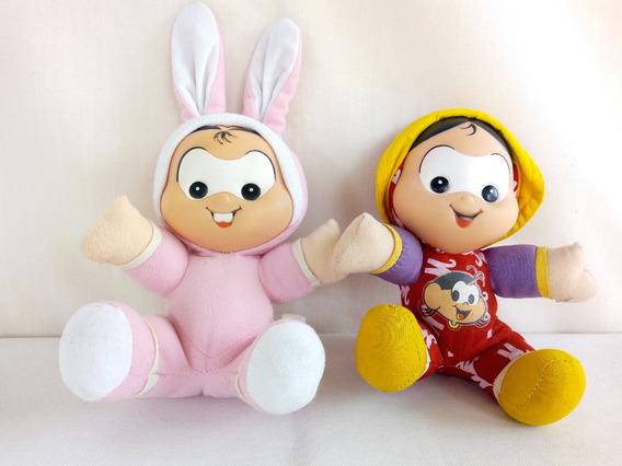 Pelúcia Turma Da Mônica Baby Multibrink As Duas
