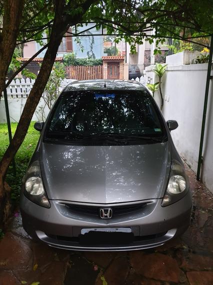 Honda Fit Ex 1.5 16v Aut. Preço Abaixo Tabela Fipe
