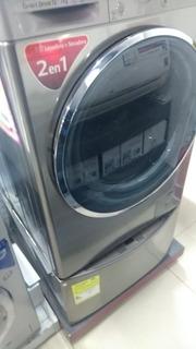 Super Gangazo!!! Lavadora-secadora