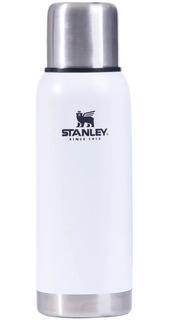 Termo Stanley 1lt Bala Pico Cebador Original Blanc Adventure