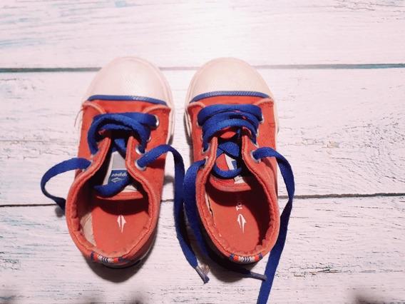 Zapatillas Topper Talle 22 Para Niños