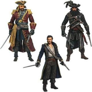Assassins Creed Era Pirata Pack X 3 Entrego Ya!!!!!!!!!!!!!!